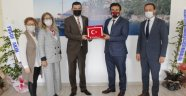 Başkan Türkdoğan'dan Öğretmenler Günü ziyaretleri