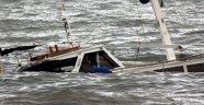 Batan teknede 9 kişi öldü