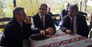 Cafer Hoca Gündoğmuş'a Çıkarma Yaptı