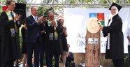 Çavuşoğlu Alanya'da mezuniyet törenine katıldı