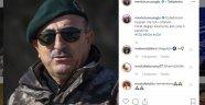 Çavuşoğlu'ndan askeri üniformalı fotoğraf