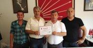 CHP'den üyelere yerel seçim teşekkürü