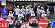 Çocuklardan Trafik Uyarısı