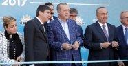 Cumhurbaşkanı Antalya'ya Geliyor