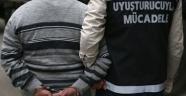 Dev Uyuşturucu Operasyonu Alanya'da Gerçekleştirildi