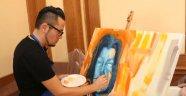 Dünya Ressamları Alanya'da Buluştu