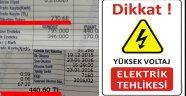 Elektrik faturaları için eylem yapılacak