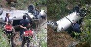 Feci kazada 1 ölü 3 yaralı