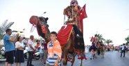 Festivale Yörük Göçü Damga Vurdu
