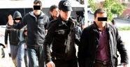 FETÖ şüphelisi 4 kişi tutuklandı