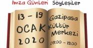 Gazipaşa'da Kitap Günleri Başlıyor