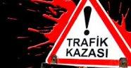 Gazipaşa'da Otomobiller Çarpıştı: 8 Yaralı