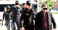 Gözaltına alınan 25 FETÖ şüphelisi adliyede