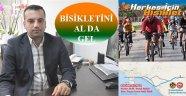 'HERKES İÇİN BİSİKLET' ETKİNLİĞİ