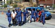 İnşaatlardan 4 Kamyon Malzeme Çalanlar Yakalandılar
