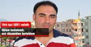 IŞİD'E REHİN DÜŞMEKTEN HASTA OĞLU SAYESİNDE KURTULDU