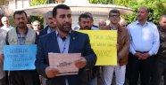 İSRAİL'E MESCİD-İ AKSA PROTESTOSU