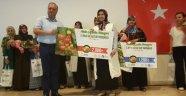 Kadın Çiftçiler Alanya Finali'ne anne kızın mücadelesi damga vurdu