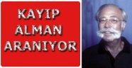 KAYIP ALMAN ARANIYOR