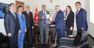 Kaymakam Harputlu Vergi Haftası'nı Kutladı