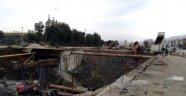 Metro İnşaatı Çöktü! Göçük Altında İşçiler Var