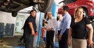 MHP Sanayi Esnafından Oy İstedi