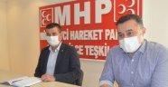 MHP'de kongre öncesi son toplantıya Başkan Yücel de katıldı