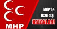 MHP'de Kurmaylar Çizik Yedi