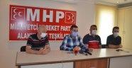 MHP'den esnaf için girişim