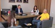 MHP'li Başkan, Antalyalılar İle Buluştu