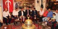 MHP'li Başkan, Seçim Çalışmalarını Sürdürüyor