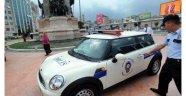 Mini Cooper'lar Alanya'da göreve başlıyor