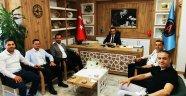 MÜSİAD'DAN Çalışkan'a Tebrik Ziyareti