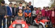 Öğrencilere 'Trafik' Eğitimi Veriliyor