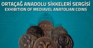 Orta Çağ Anadolu Sikkeleri Sergilenecek