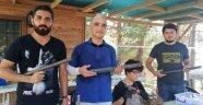 Osmanlı'nın Piyade Tüfeği Alanya'da Bulundu