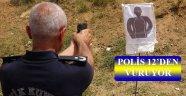 POLİS 12'DEN VURDU