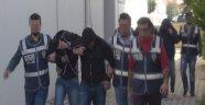 POLİS 5 TORBACI YAKALADI