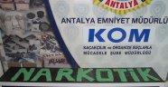 POLİS, EROİN VE EXTACY OPERASYONU YAPTI
