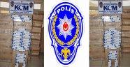 POLİS GÜMRÜK KAÇAĞI SİGARA ELE GEÇİRDİ