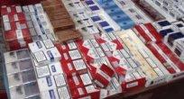 Polis Kokmuş Balık Arası Sigara Baskını Yaptı