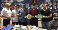Profesyonel Boks Dünya Şampiyonları Alanya'da