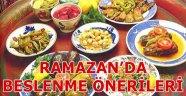 RAMAZANDA BESLENME UYARISI