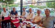 Salvur, CHP kurmaylarını ağırladı