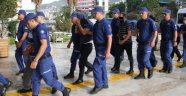 Tapu çetesine 12 tutuklama