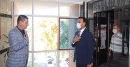 Toklu'dan Türkdoğan'a hayırlı olsun ziyareti
