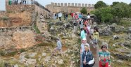 Turist Rekoru Kırdı
