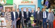 Turizm fuarı EMITT Alanya'ya kapılarını açtı