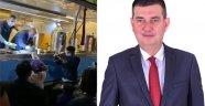 Türkdoğan: Çorba dağıtmak sana mı kaldı?