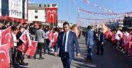 Türkdoğan ve ekibinin kongre heyecanı
